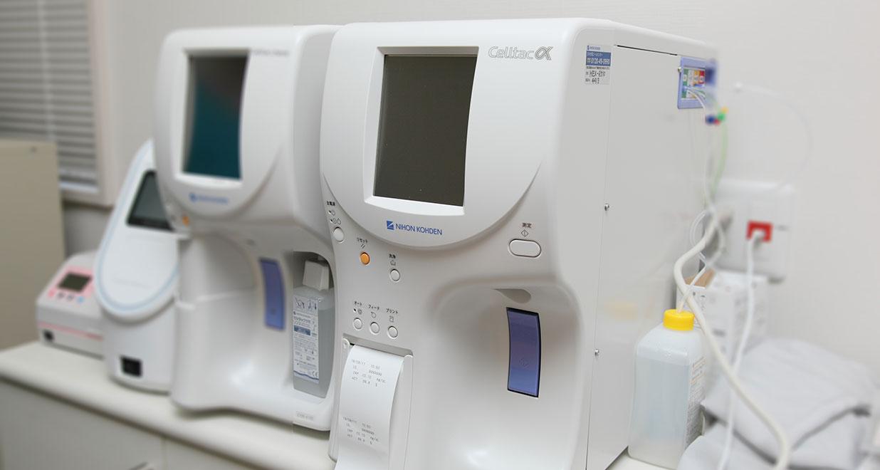 血球測定器